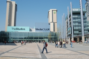 Manchester: a go-to destination for TV and film production