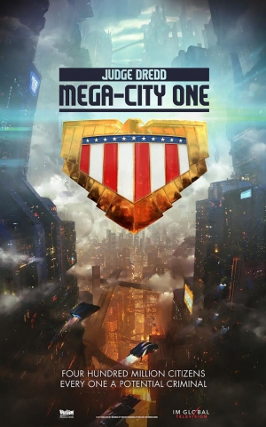 Judge Dredd coming to TV