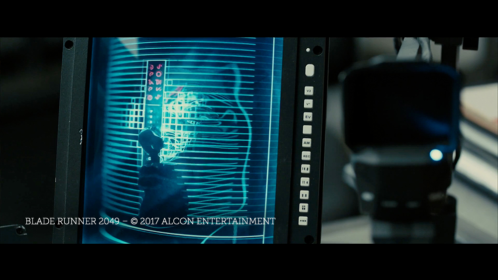 BladeRunner2049 LAPD FaceRecognitionUI credits