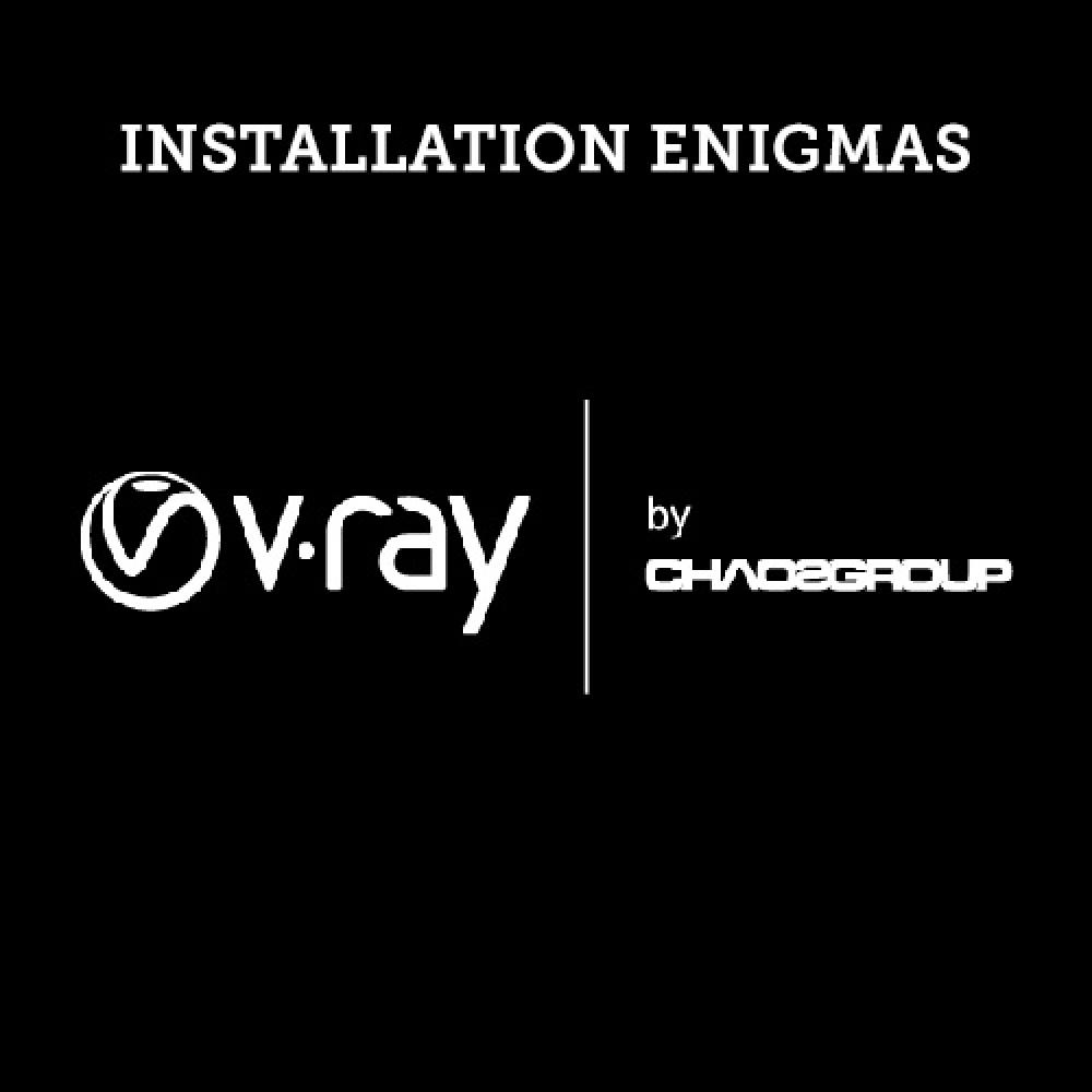 Escape Technology - Installation Enigmas: V-Ray