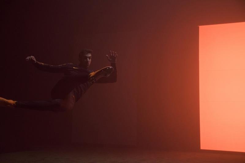 bce424a01d2 Escape Technology - ManvsMachine on Nike s Born Mercurial campaign