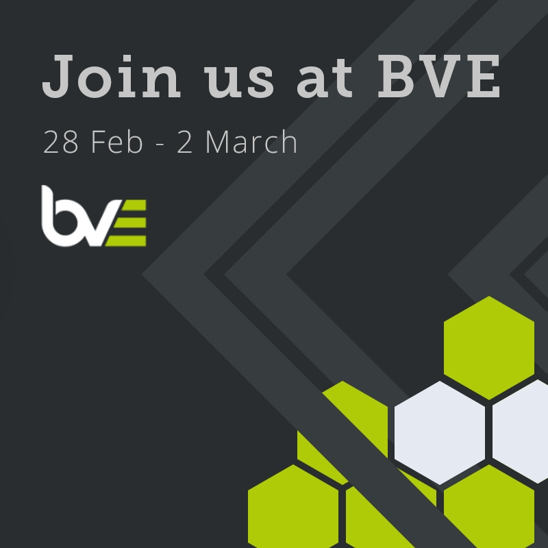 Join us at BVE