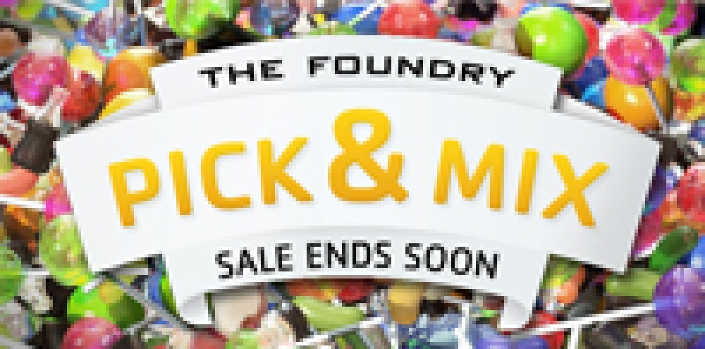 The Foundry Pick & Mix!
