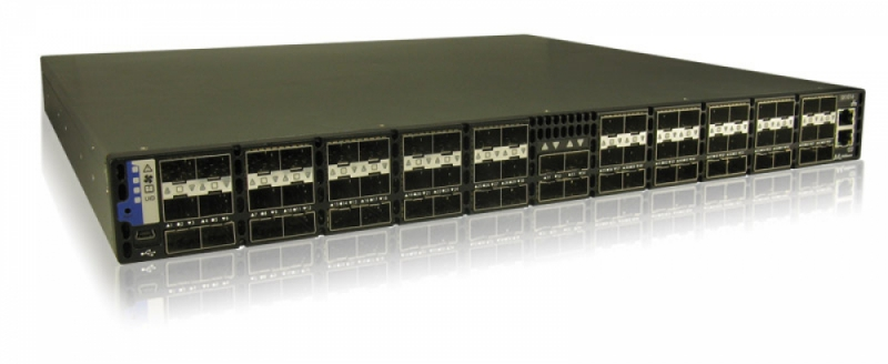 64-Port 1/10GbE Switch System