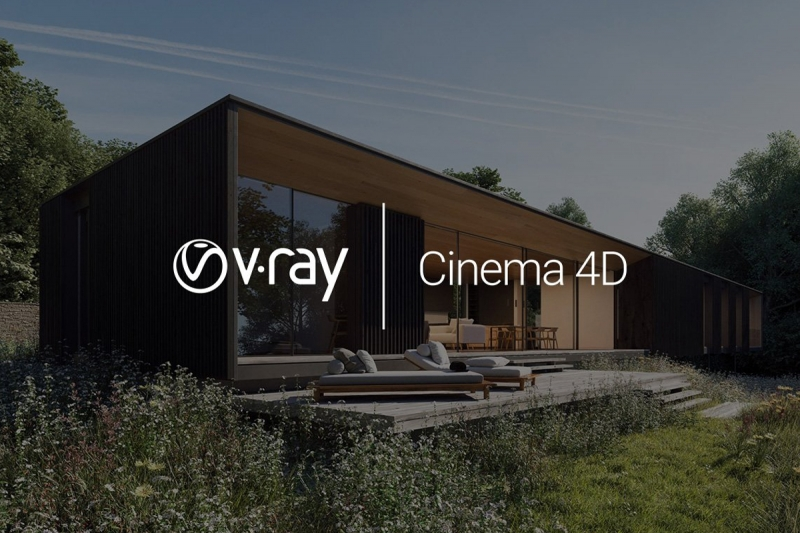 V-Ray for Cinema 4D joins Chaos Group