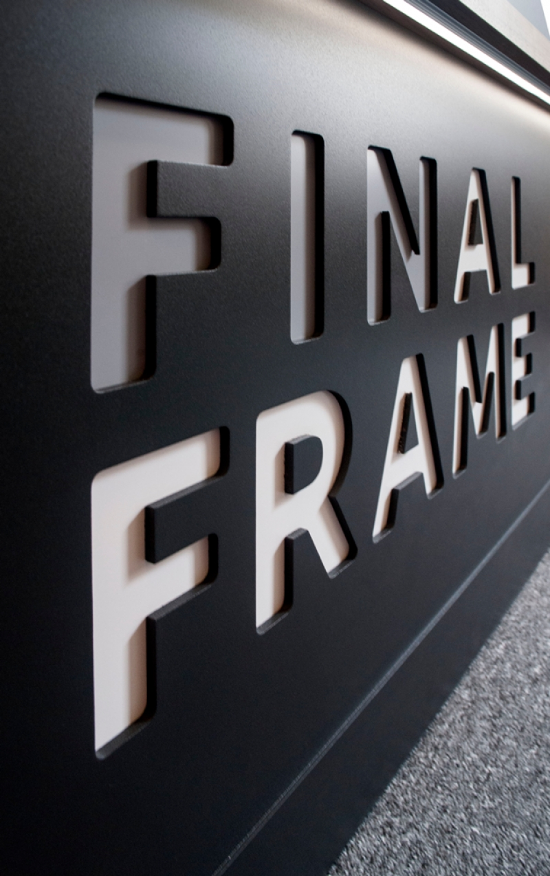 Final Frame: A New Post Production Studio in London