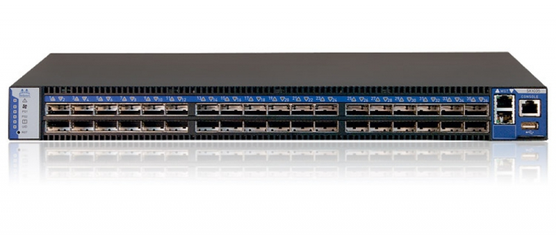 48 port 10GbE + 12 port 40/56GbE Switch System