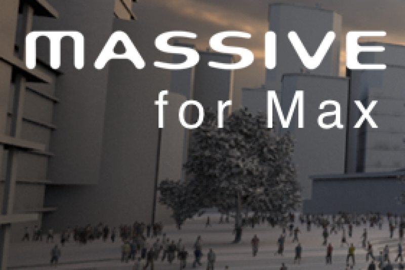 Massive for 3ds Max