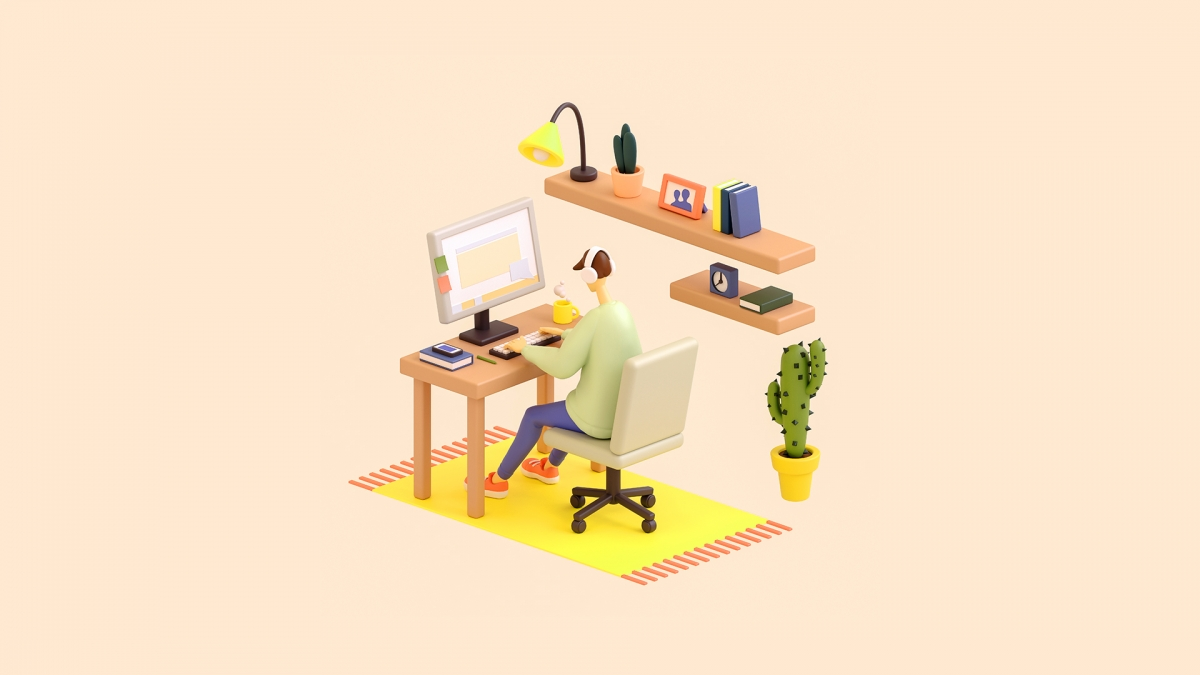 Five Tools To Optimise Your Home Office