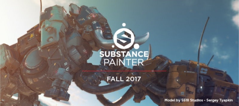 Escape Technology - Substance Painter Fall Release Out Now
