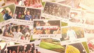 Sky's Summer of Sports